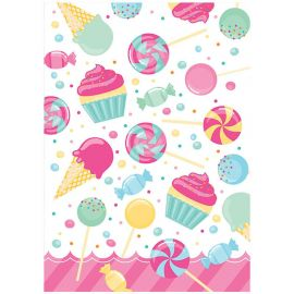 8 Bolsas Candy