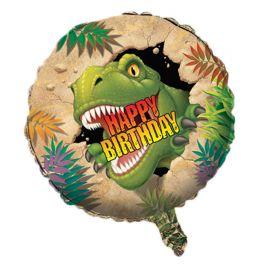 Globo Dinosaurios 45 cm