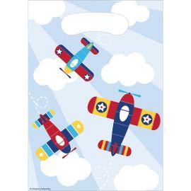 8 Sacos Aviãozinhos
