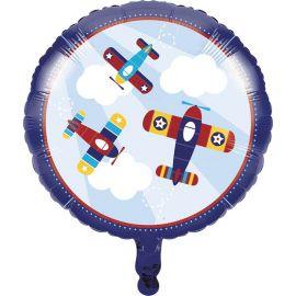 Balão Aviãozinhos 45 cm