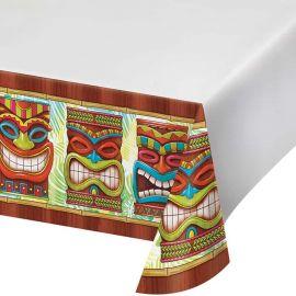 Mantel Tiki 259 x 137 cm