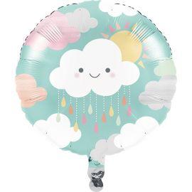 Balão Nuvens 45 cm