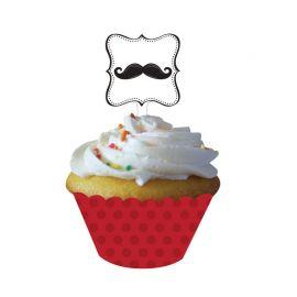 Base de Cupcakes com Pick