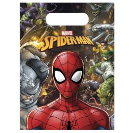 6 Sacos Spiderman Home Coming