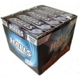 Caixa Halls Extra Forte Sem Açúcar 20 Uds