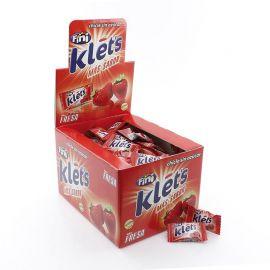 Caixa Klets Morango Sem Açúcar 200 Uds