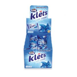 Caixa Klets Menta Sem Açúcar 200 Uds
