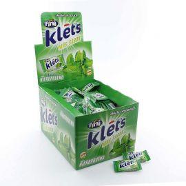 Caixa Klets Hortelã Sem Açúcar 200 Uds