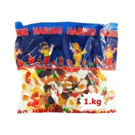 Variado de Chuches Brillo Haribo 1 Kg