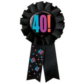 Broche 40 anos Chevron