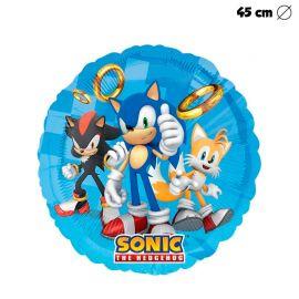 Balão Sonic de Hélio 45 cm