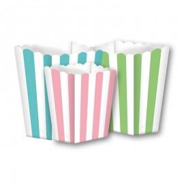 5 Caixas Pipoca Candy Bar