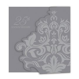 25 Invitaciones Bodas de Plata