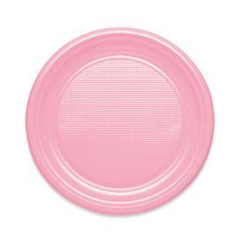 10 Pratos de Plástico 20,5 cm