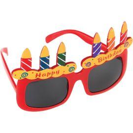 Óculos Happy Birthday