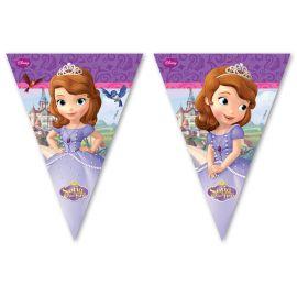 10 Sacos Princesa Sofia forma Cone