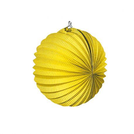 12 Lanternas de Papel Redondas 22 cm