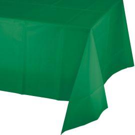 Toalha de Mesa de Plástico 137 x 274 cm