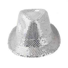 Chapéu de Lantejoulas Metalizado