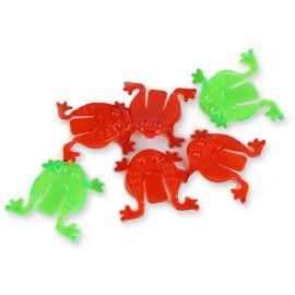 6 Brinquedos Sapos Saltitantes