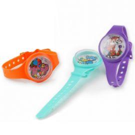 3 Brinquedos de Relógio com Animais