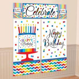 Fundo Happy Birthday