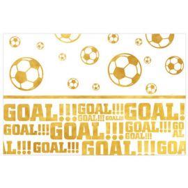 Mantel Futbol Gold 120 x 180 cm