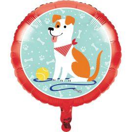 Balão Cachorrinhos Foil 46 cm