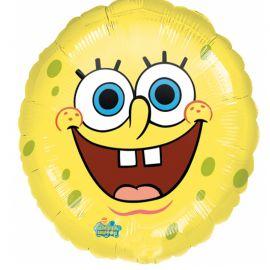 Balão Bob Esponja Foil
