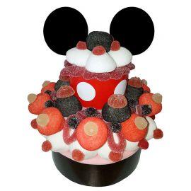 Bolo Gomas Mickey Mouse