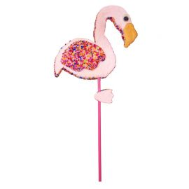 Pirulito de Gomas de Flamingo