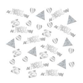Confete Bodas de Prata 28g