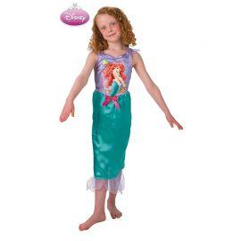 Fato de Ariel La Sirenita Infantil