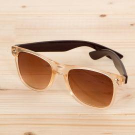 Óculos de Sol Semi Transparentes