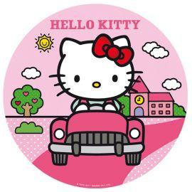 Oblea da Hello Kitty 16 cm