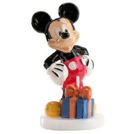 Velas Mickey Mouse 8 cm