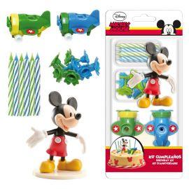 Pack de Velas Mickey Mouse Para Bolo