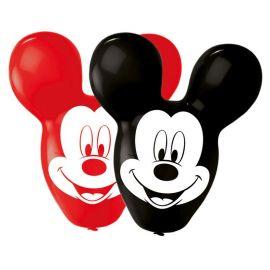 4 Balões em Forma Mickey Mouse 55,8 cm