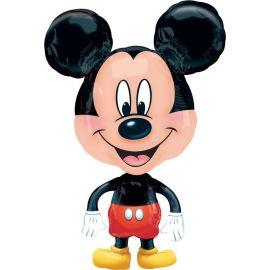 Balão AirWalker Mickey Mouse 53 cm x 76 cm