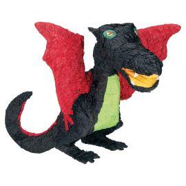 Pinhata Dragon Preto