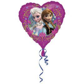 Balão Frozen em Forma de Coração