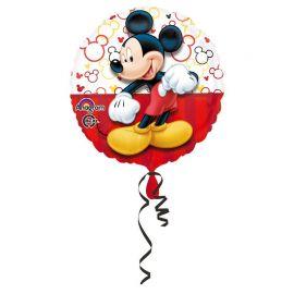Balão Mickey Mouse Portrait Foil