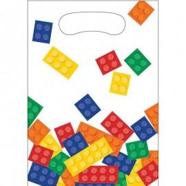 8 Sacos de Lego