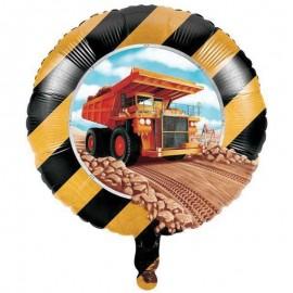 Balão Foil Construção