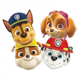 6 Máscaras de Patrulha Canina
