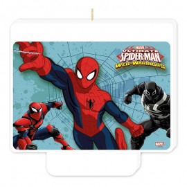 Vela Spiderman Web Warrior