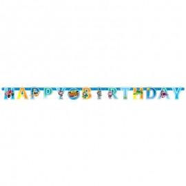 Gurinalda Happy Birthday Top Wing 218 x 12cm