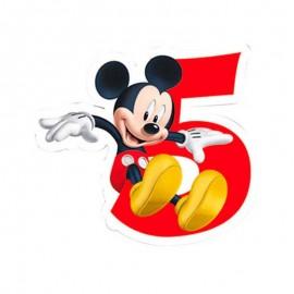 Vela nº5 Mickey Mouse