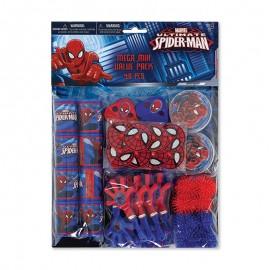 48 Juguetes Spiderman