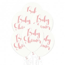 Balões Baby Shower Niña